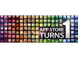 Онлайн-магазин App Store празднует первую годовщину