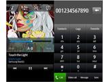 Скриншоты пользовательского интерфейса Samsung bada
