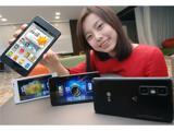 LG поделилась информацией о смартфоне Optimus 3D Cube