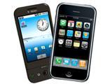Предварительный сравнительный тест T-Mobile G1 и Apple iPhone: «Android vs OS X»