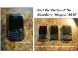 Первые фотографии смартфона BlackBerry 9630 Niagara
