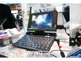 Компанія Fujitsu представила легкий UMPC LOOK U/B50