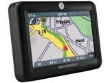 Motorola представили GPS -навігатори MOTONAV TN20 й MOTONAV TN30