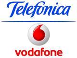 Операторы Telefonica и Vodafone объединяют свои сети