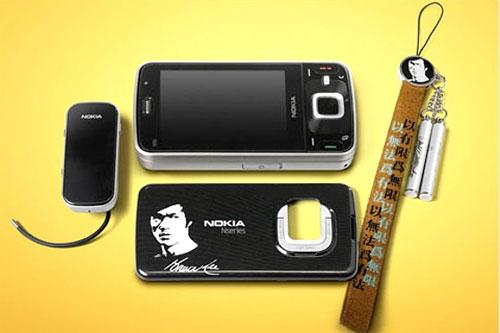 tehnika  Nokia N96 Bruce Lee Limited Edition