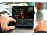 Игровая консоль-ноутбук Razer Switchblade вскоре поступит в продажу