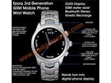 Часы-телефон Epoq EGP-WP88 с кинетической подзарядкой