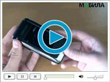 Видеообзор мобильного телефона Samsung G400 Soul