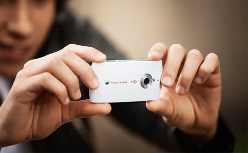 Обновление прошивки смартфона Sony Ericsson Vivaz Pro.